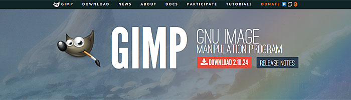 GIMP(ギンプ・ジンプ)